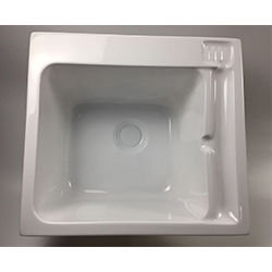 SALLY Acrylic Drop-in sink CUPC approved