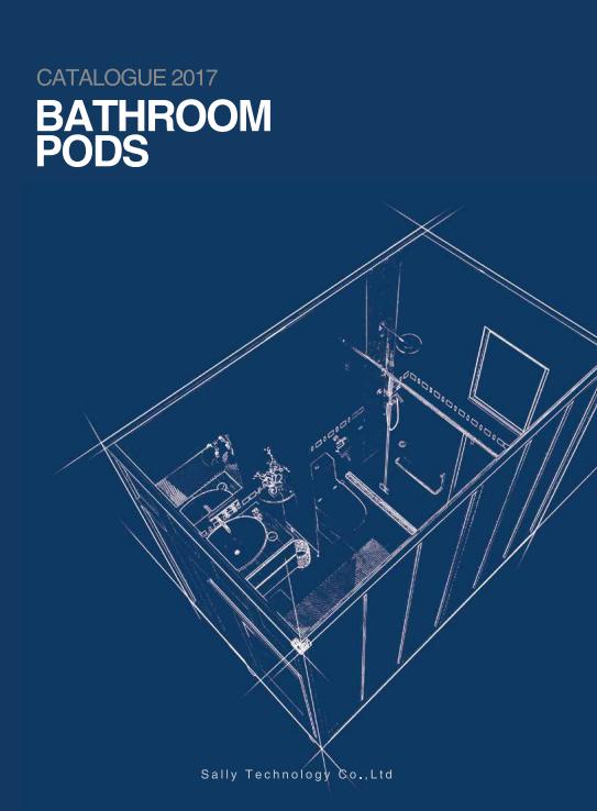 SALLY Prefeb Bathroom catalogue 2017