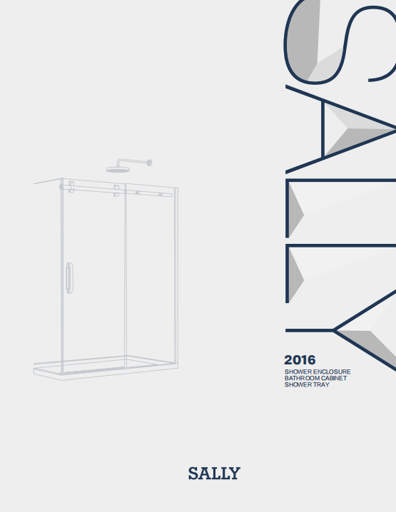 2016 Catalogue for SALLY Bathroom Products