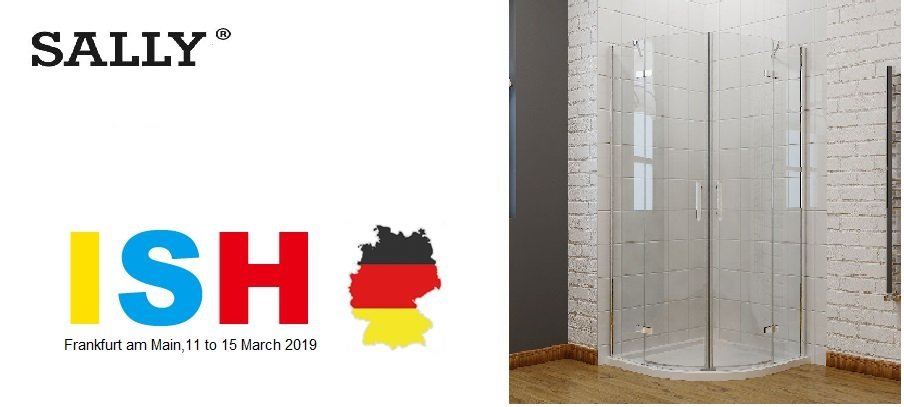 ISH Frankfurt 2019|Get the bathroom goods from our local showrooms with The Next-Day Shipping service